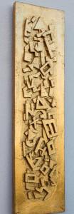2013-Stele-legno-con-foglia-oro